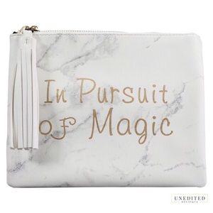 🆕 In Pursuit of Magic Zipper Case